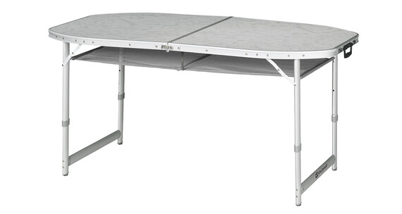 Outwell Hamilton - Table de camping - gris